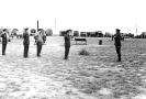 Проверка готовности полкового лагеря
