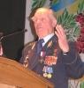 Генерал-майор авиации Селифонов И. И., участник парада Победы