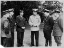 Первый командир 96-й зрбр п-к Маломуж В. Г. и зам. командира п-к Кравчук Б. Я.