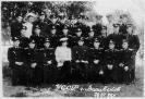 Летный состав полка во главе с ком. полка Коротченко